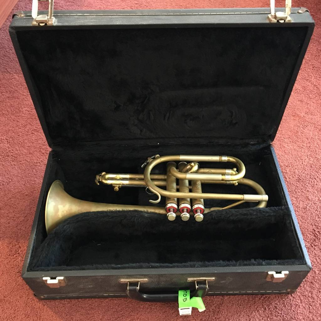 King King 602 Cornet Custom - PRE-OWNED
