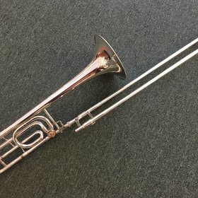Conn Artist Symphony 88H Trombone Silver - PRE-OWNED