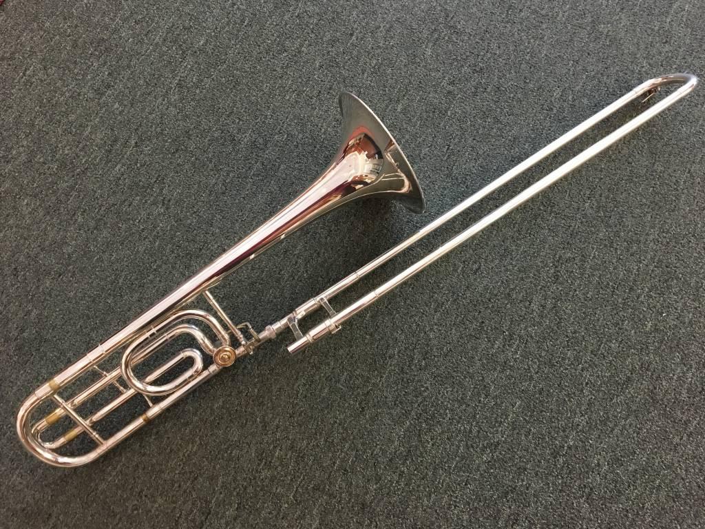 Conn Artist Symphony 88H Trombone Silver - PRE-OWNED