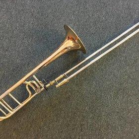 "BAC Musical Instruments B.A.C. Musical Instruments ""Artist"" Series Windy City Trombone"