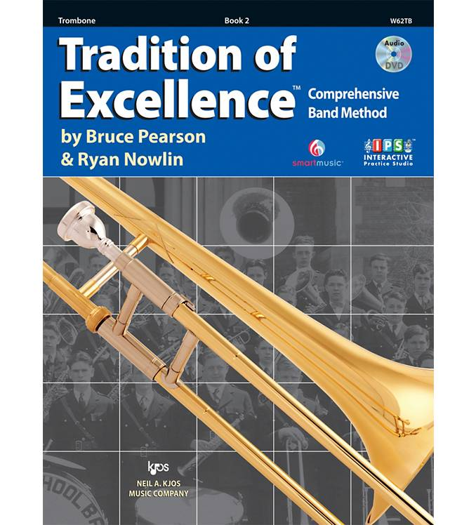Kjos Tradition of Excellence Book 2