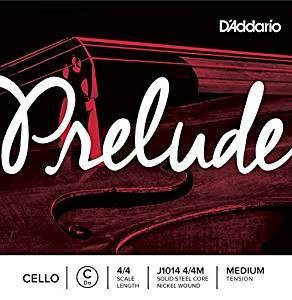 D'Addario D'Addario Prelude Cello Strings