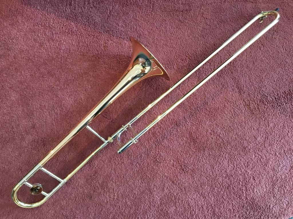 "Antoine Courtois Antoine Courtois Legend ""Xtreme"" Series Professional Jazz Trombone"