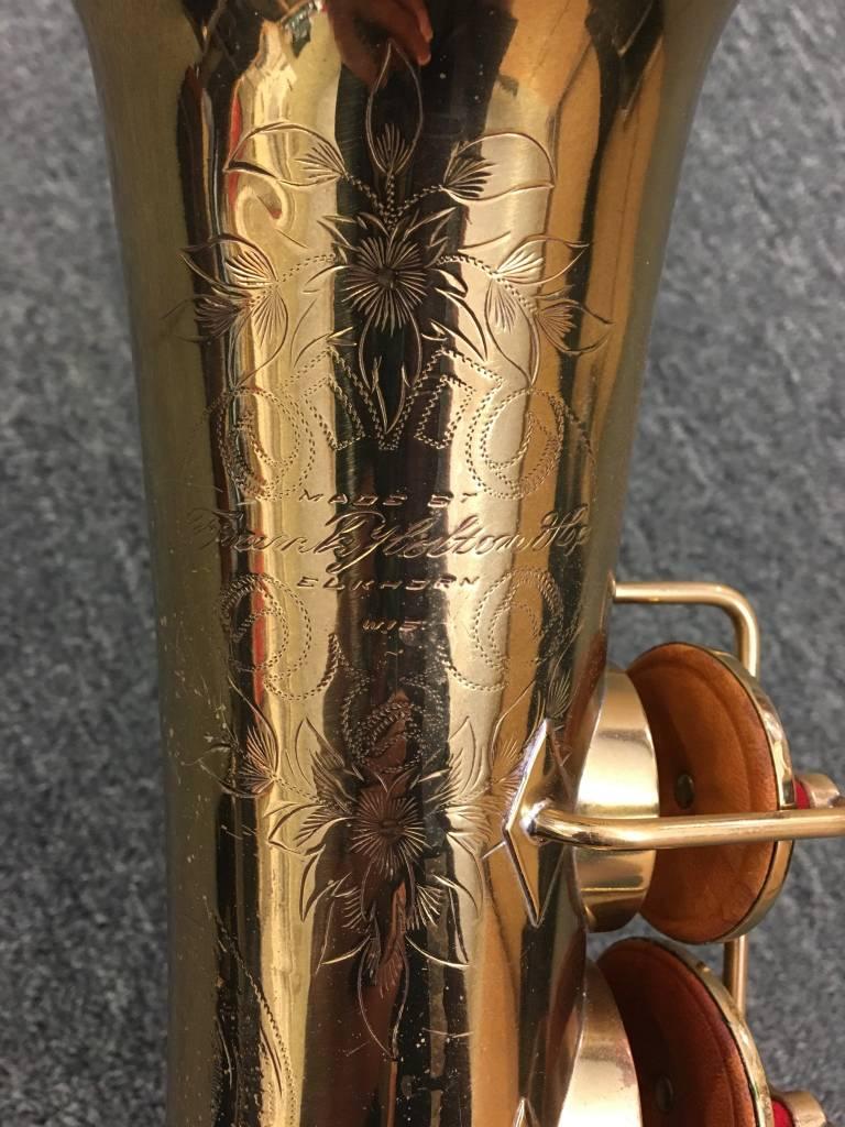 Holton Elkhorn Alto Saxophone - PRE-OWNED