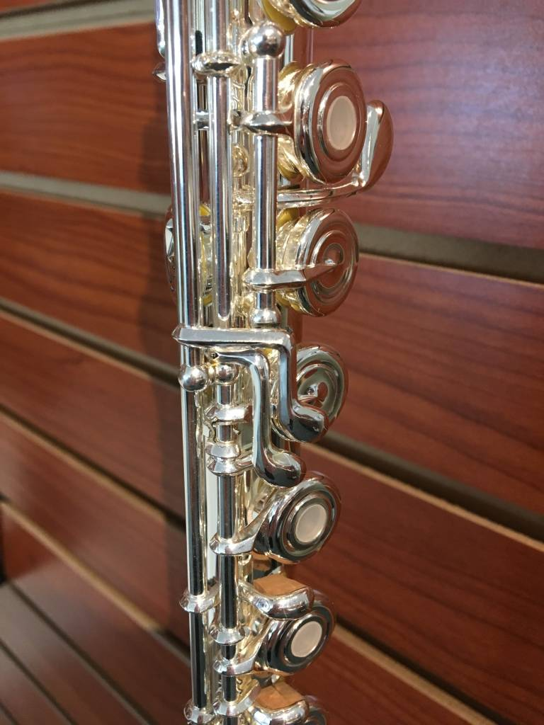 Powell Sonare Powell 705 Sonare Series Professional Flute - B Foot, Open Hole, Offset G, C# Trill Key