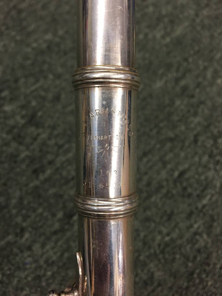 Armstrong Armstrong 103 Flute - PRE-OWNED