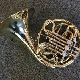King H.N. White King Double French Horn - PRE-OWNED