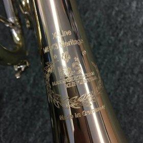 B&S X-Series MBX Heritage Trumpet