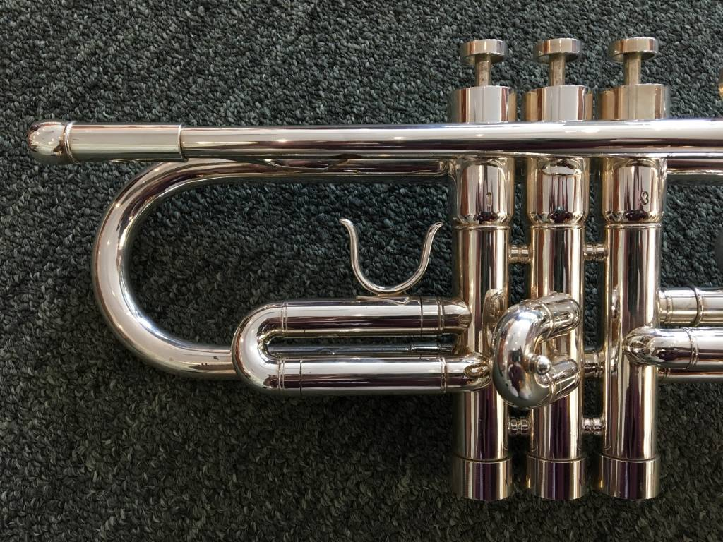 """BAC Musical Instruments BAC Musical Instruments """"Artist"""" Series NYCS Bb Trumpet - Pre-Owned"""