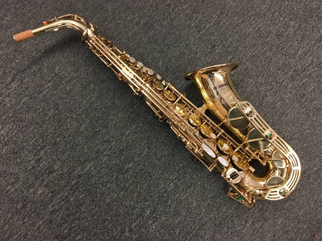 Yamaha YAS-61 Alto Saxophone - PRE OWNED