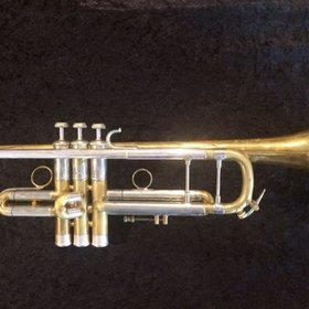 Bach Stradivarius 37 Mt. Vernon Trumpet - Pre Owned