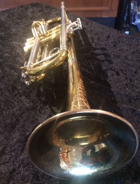 York Super Custom Trumpet - PRE-OWNED