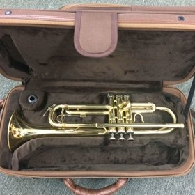 BAC Musical Instruments B.A.C. Apprentice Trumpet - PRE-OWNED