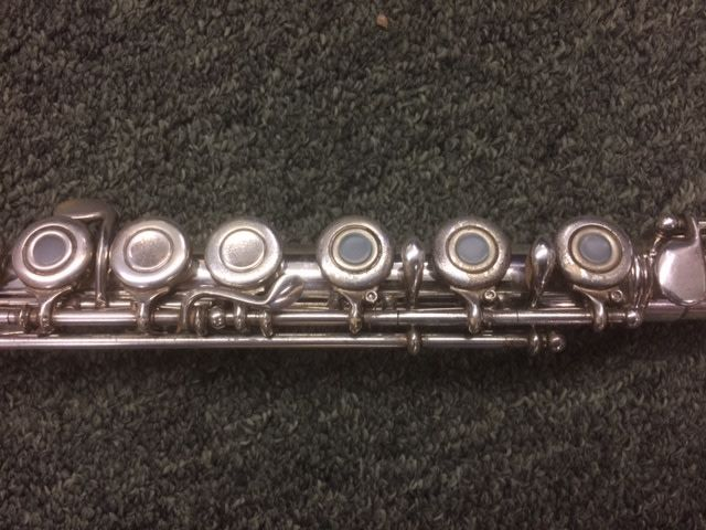 Emerson Emerson ELD Open Hole Flute - PRE-OWNED