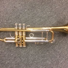 Bach Stradivarius Model 37  Bb Trumpet - Pre-Owned