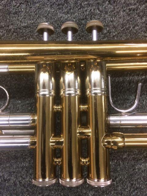 Bach Stradivarius Model 37  Bb Trumpet - Pre-Owned
