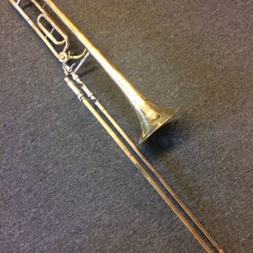 King King Cleveland 605 F Attachment Trombone - PRE-OWNED