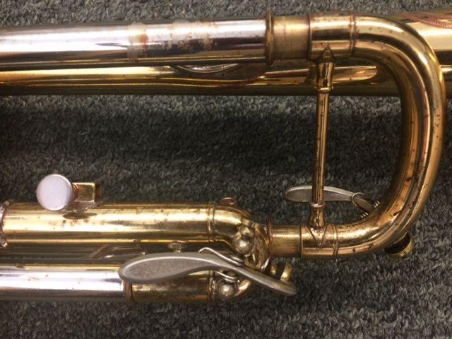 Buescher 400 True Tone Trumpet Model 225