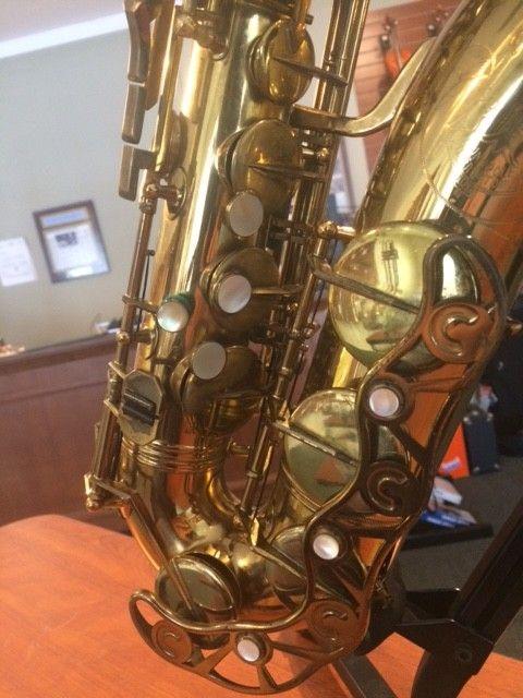 Couesnon Couesnon Monopole II Alto Saxophone - PRE-OWNED