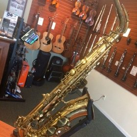 Couesnon Couesnon Monopole II Alto Saxophone - PRE-OWNED