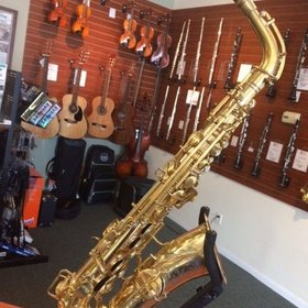 Vintage Conn LTD New Wonder Artist Alto Saxophone - PRE-OWNED