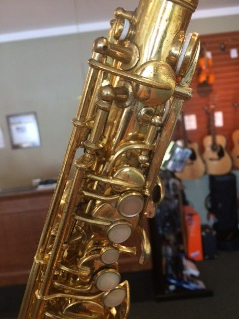 Vintage Conn LTD New Wonder Artist Alto Saxophone - PRE-OWNED