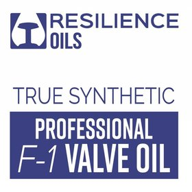 Resilience Oils True Synthetic Professional F-1 Valve Oil  - 2oz