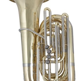 Big Mouth Brass Big Mouth Brass J-744LQ - 4/4 BBb Tuba