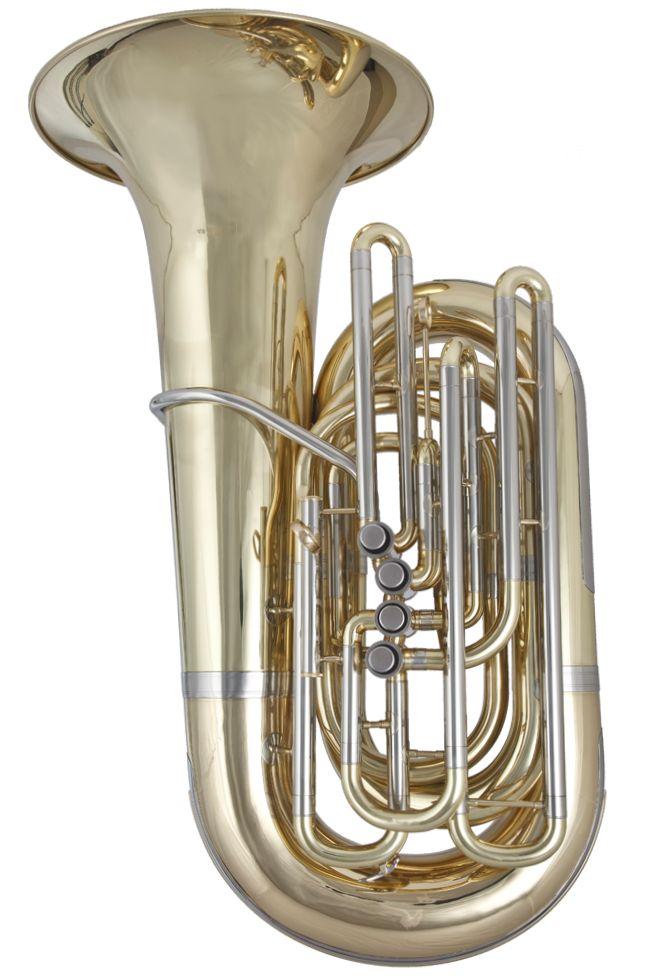 Big Mouth Brass Big Mouth Brass J-744LQ - 4/4 BBb Tuba