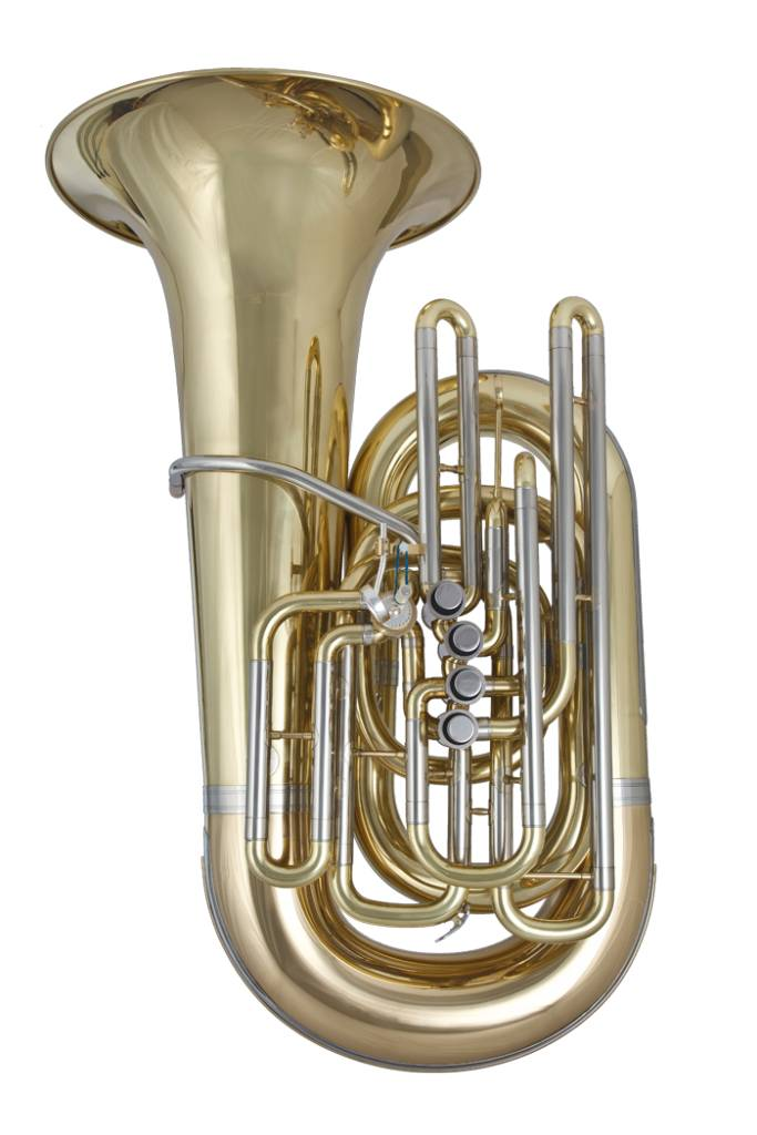 Big Mouth Brass Big Mouth Brass J-845LQ - 4/4 CC Tuba