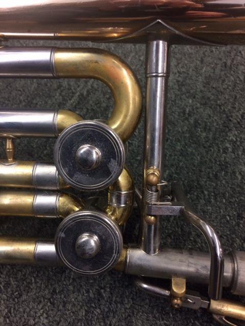 Yamaha YBL-612 RII Bass Trombone - PRE_OWNED