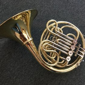 Hans Hoyer Hans Hoyer F/Bb Double French Horn - 3B Linkage