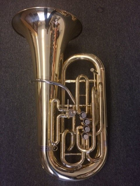 Big Mouth Brass Big Mouth Brass J-445LQ - F Tuba