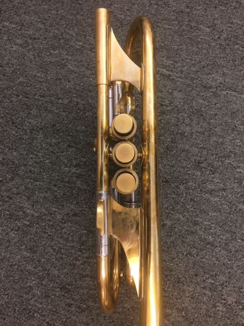 Schiller Schiller Old City Cairo C Trumpet - PRE-OWNED