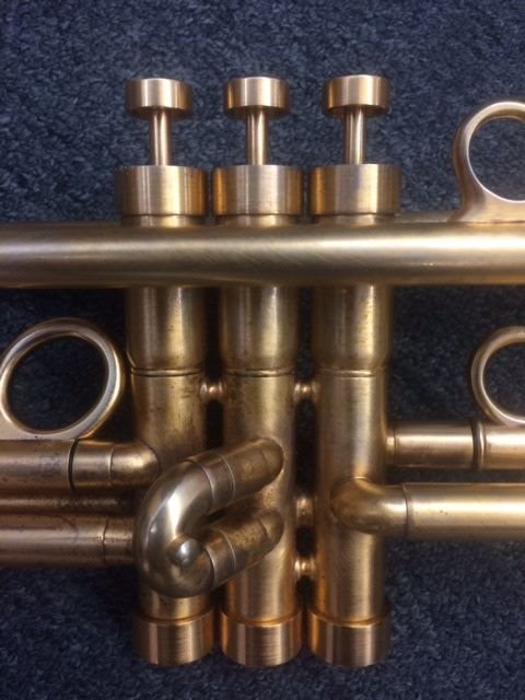 Harrelson Harrelson Bravura Bb Trumpet - PRE-OWNED