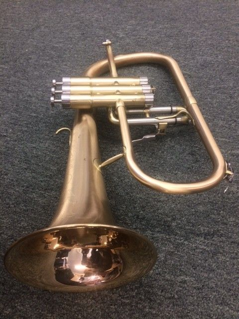 BAC Musical Instruments B.A.C. NYC Flugelhorn - PRE-OWNED