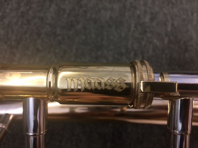 Maass Maass M500GB Tenor Trombone