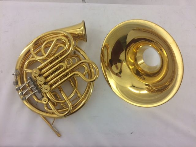 Canadian Brass Conn V8D Double French Horn - PRE-OWNED