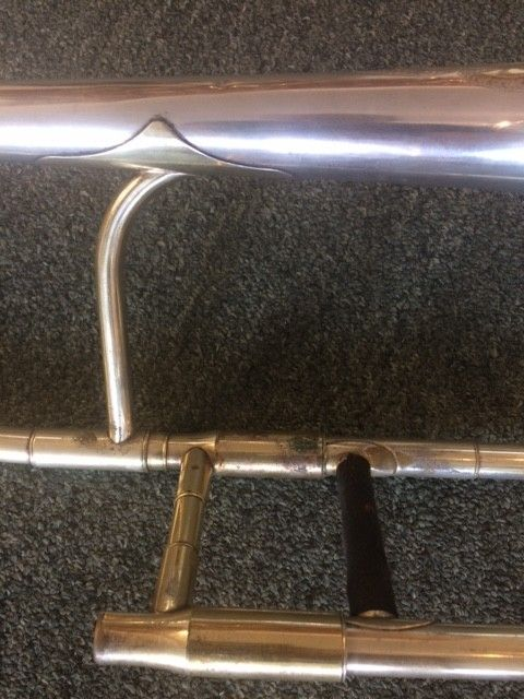King 1937 King Silvertone Trombone - PRE-OWNED