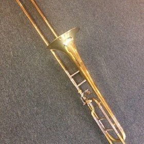 Bach Stradivarius 42 F-Trigger Open Wrap Trombone - PRE-OWNED