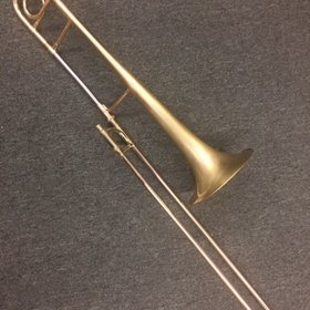 BAC Musical Instruments B.A.C. Custom Tenor Trombone - PRE-OWNED