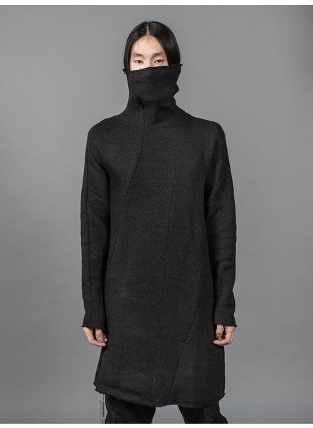 LEON EMANUEL BLANCK LEON EMANUEL BLANCK DISTORTION LONG TURTLE NECK
