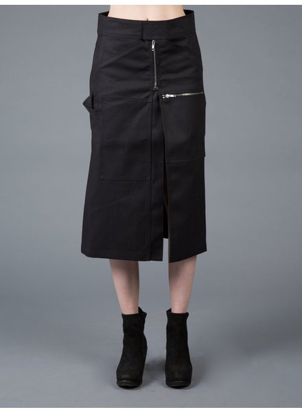 VETEMENTS VETEMENTS SHORT APRON SKIRT