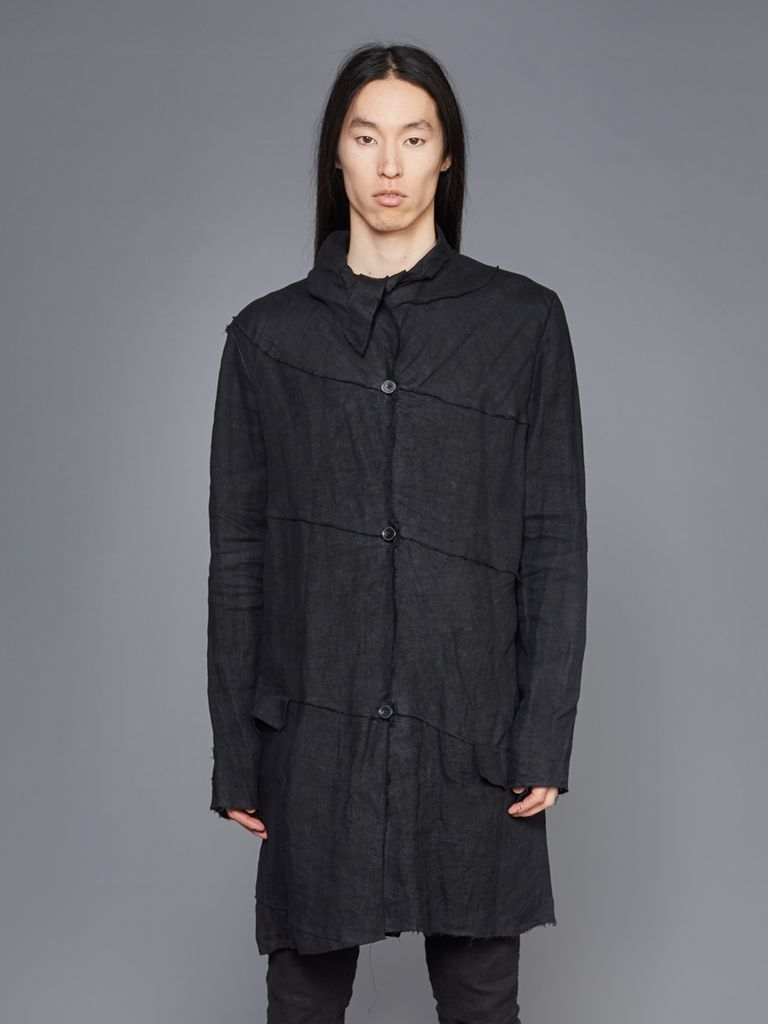 MA+ MA+ MEN SPIRAL BODY COAT