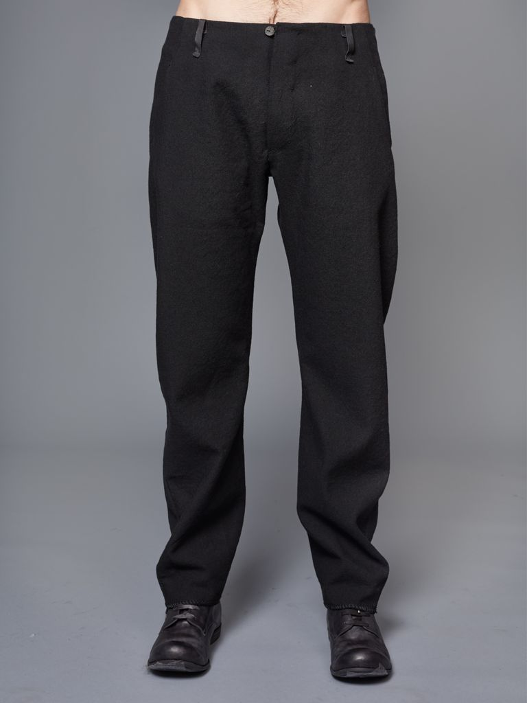 A DICIANNOVEVENTITRE A1923 MEN RELAX FIT WOOL PANT