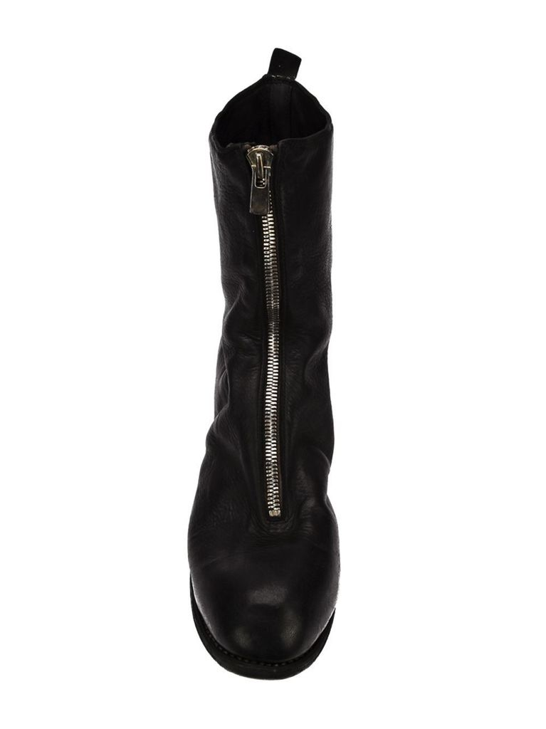 GUIDIFront zip boots