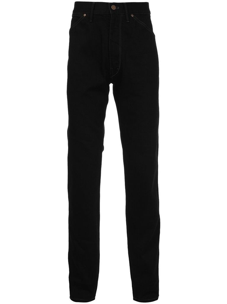 LEMAIRE LEMAIRE MEN FIVE-POCKET PANTS