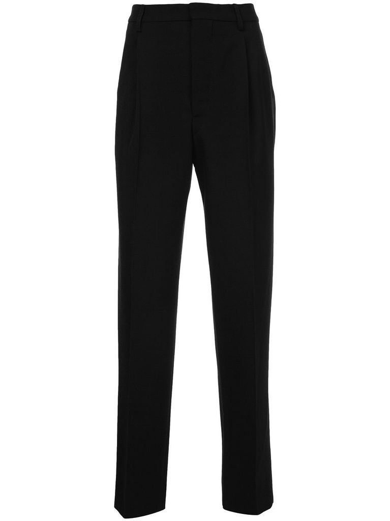 LEMAIRE LEMAIRE MEN ON LIEATED PANTS
