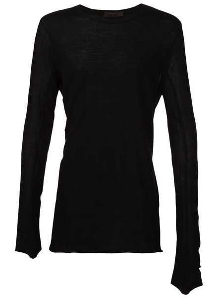 ZIGGY CHEN ZIGGY CHEN MEN CREW NECK CASHMERE SWEATER