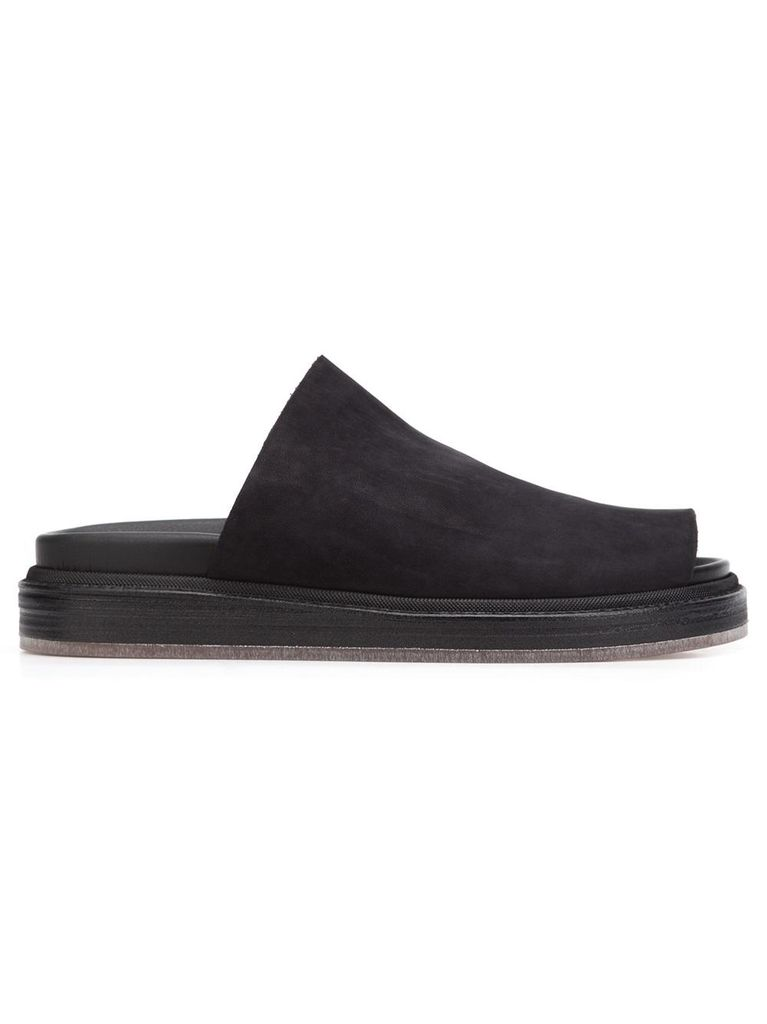 ANN DEMEULEMEESTER ANN DEMEULEMEESTER MEN SHOES OXI BLACK